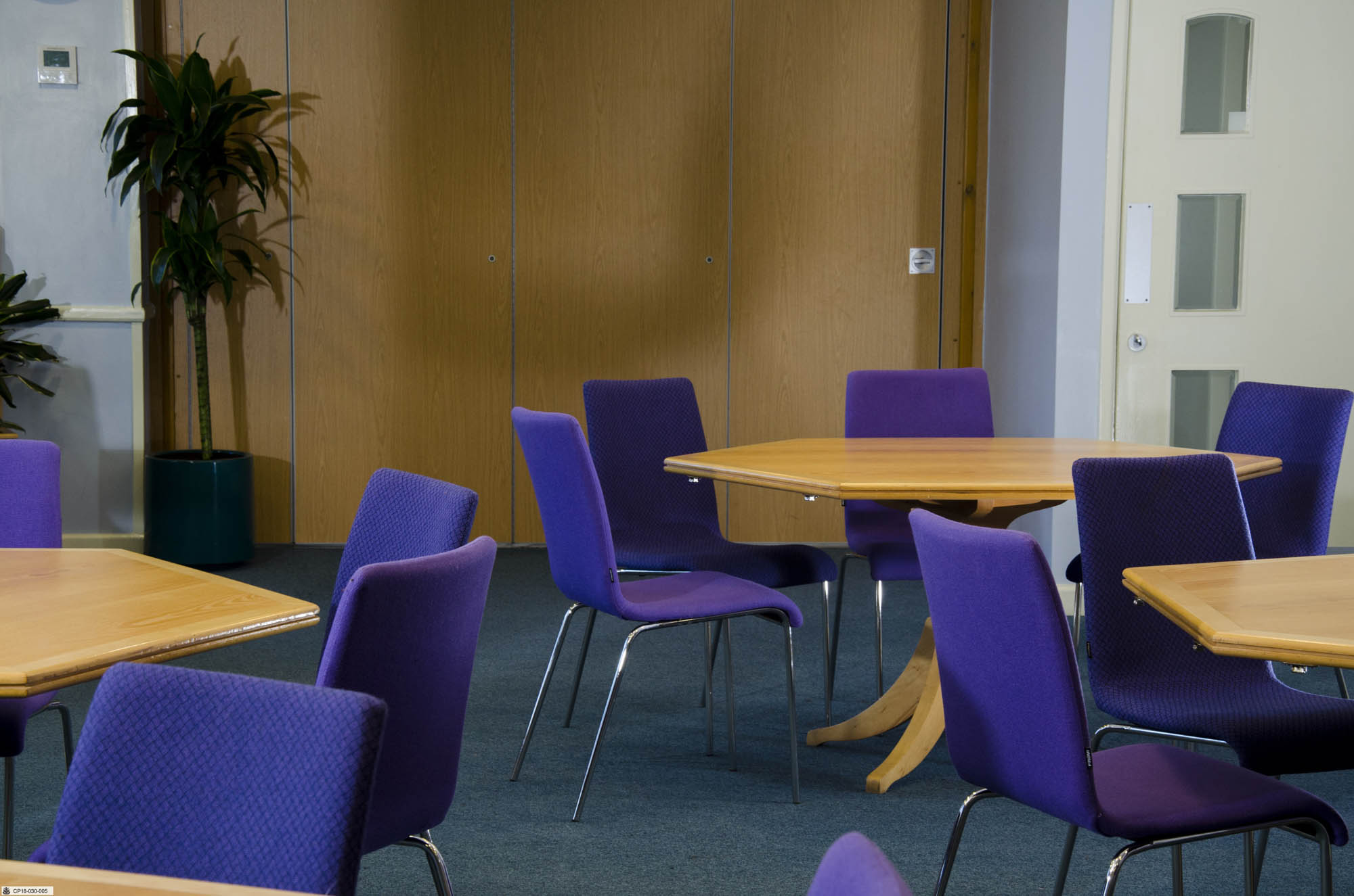 Conference Centre at Culham Science Centre - ZETA Room