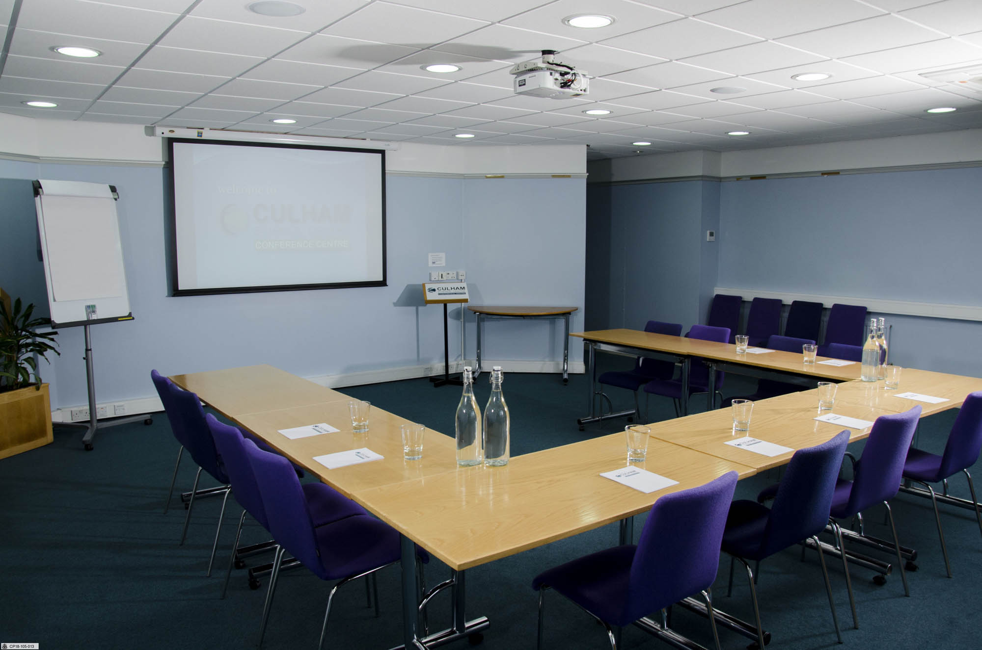 ZETA Room - Culham Conference Centre